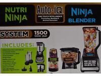Ninja Blender Complete Kitchen Sysytem - 3 in 1