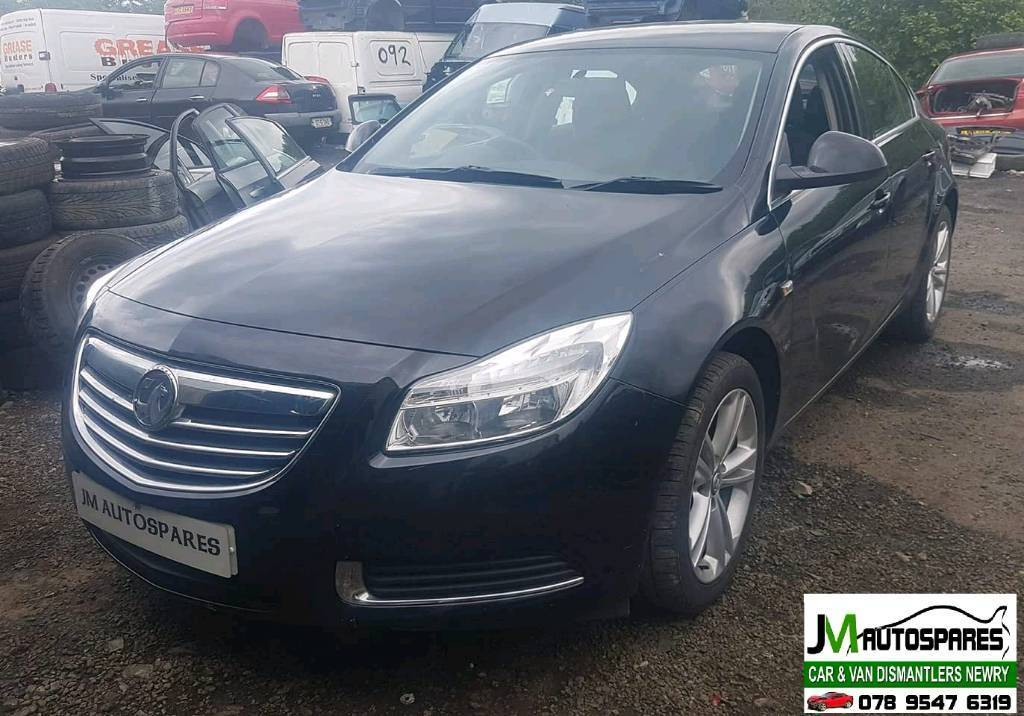 2010 Vauxhall Insignia 2.0cdti ***BREAKING ONLY Parts Jm Autospares