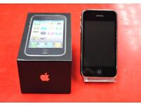 Apple iPhone 3GS 8GB EE Black Boxed £40