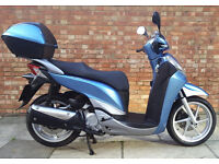 Honda SH300, Superb condition with low mileage