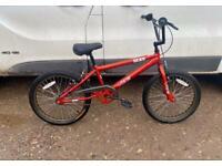 Boys vibe bmx bike 20'' wheels £45