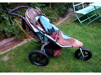 BOB Revolution buggy/pram/pushchair - better than Phil and Teds!