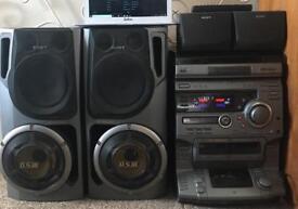 90s Sony Stereo System Hcd