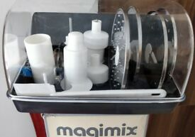 MAGIMIX 5200XL ATTACHMENTS - BLADE - WHISK - DISCS - DOUGH