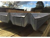 •New• Box Profile Galvanised Roof Sheets 🔧