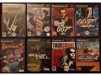 Playstation 2 Games Bundle PS2