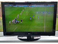 "LG 42"" LCD 1080p TV"