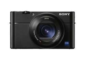 Sony DSC-RX100M5 RX100 V 20.1MP 4K Digital Camera NEW WARRANTY