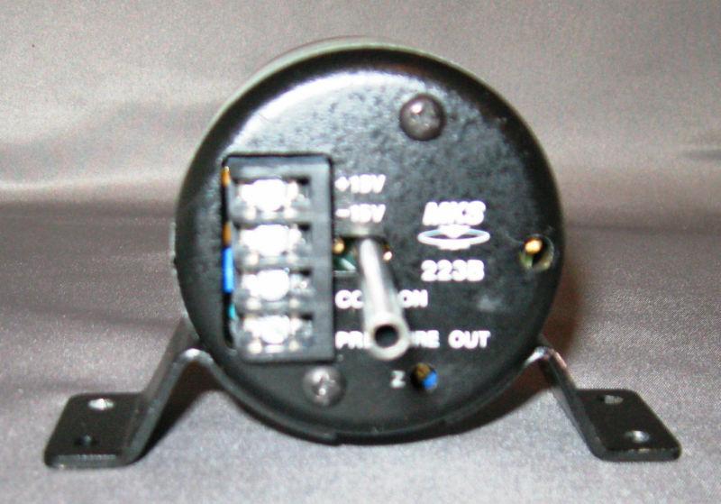 MKS Baratron 223BD-00001AABS 2 Torr Pressure Transducer