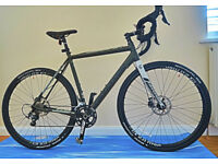 Cannondale cyclocross bike Caadx Ultergra 2016 Size 54