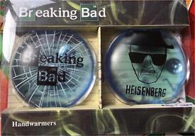 Breaking Bad reusable handwarmers