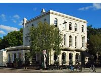 FULL TIME CHEF DE PARTIE REQUIRED FOR LOVELY GASTRO PUB IN HACKNEY E9