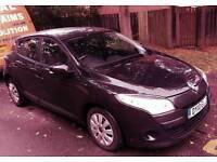 Renault Megane. 2010 new shape bargain