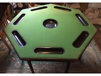 Real Character Poker/card Table