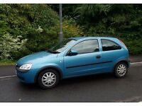 Vauxhall Corsa 1L 53 plate SELLING FOR PARTS £300 ONO