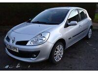 Renault Clio Dynamique 1.5 dCi - Full year's MOT