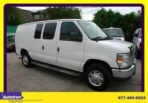 2010 Ford E-250 S.Duty LOADED running boards, tinted wind.Hitch