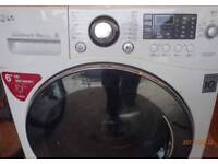 Washer dryer LG 6kg and dry 3