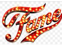 2 X Fame Musical Tickets