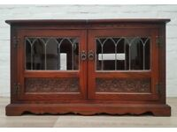 Old Charm Record Player Cabinet (DELIVERY AVAILABLE FOR THIS ITEM OF FURNITURE)