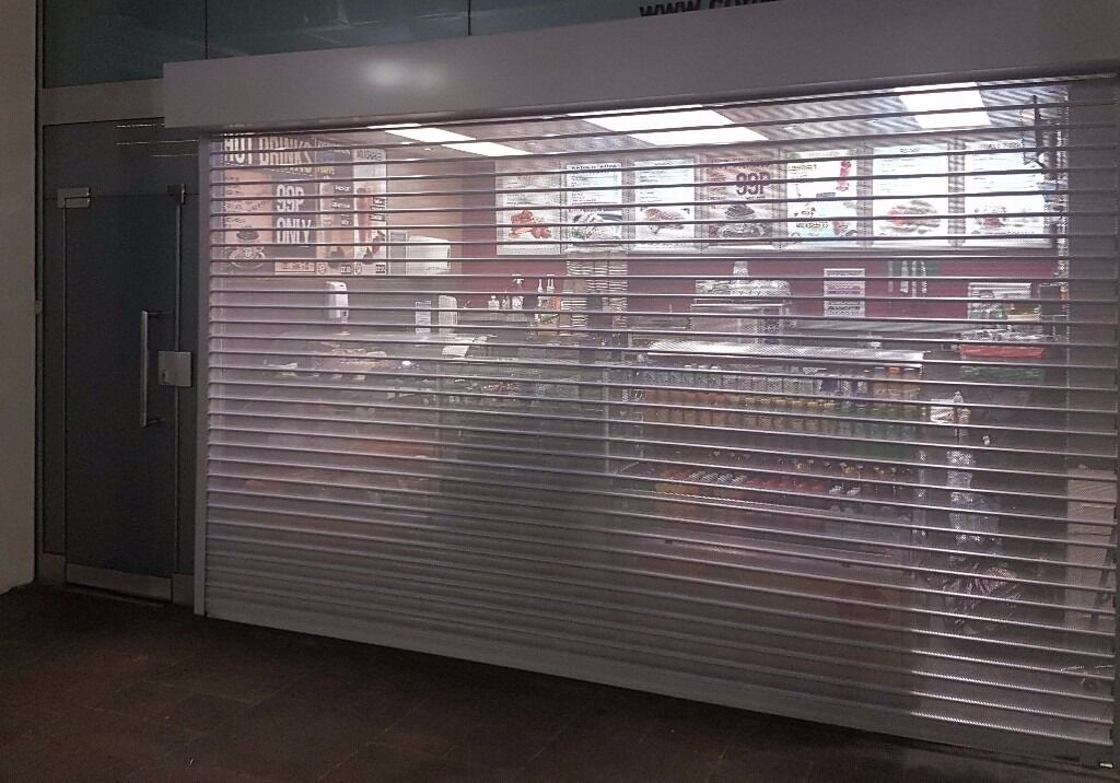 Roller Shutters Aluminium Shop Front Glass Shop Front