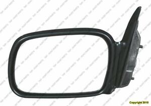 Door Mirror Power Driver Side Heated Coupe Honda Civic 2006-2011