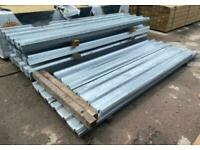 New Box Profile Roof Sheets ~ Galvanised