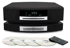 Bose Wave & 3CD Changer Graphite