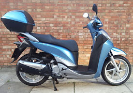 Honda SH 300, Superb condition with low mileage