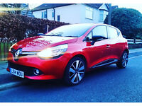 Renault Clio 1.5 dCi 90 Dynamique S Media nav (Superb condition) 2014