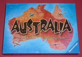 'Australia' Board Game (new)