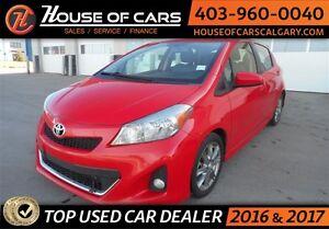 2012 Toyota Yaris www.houseofcarsairdrie.com