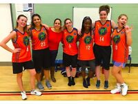 WOMEN'S BASKETBALL IN LONDON - NEW SESSIONS