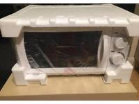 New white microwave