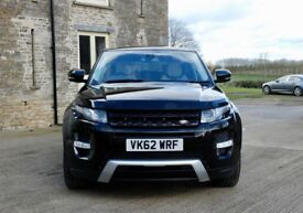 Range Rover Evoque 2.2 Sd4 Dynamic with Lux Pack
