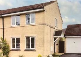 3 Bed Semi-detached for rent