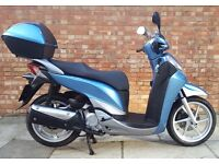 Honda SH 300, Superb condition with low mileage, ABS!