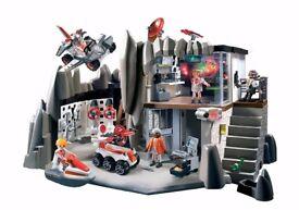 Playmobil Set - Spy Agents (in box)