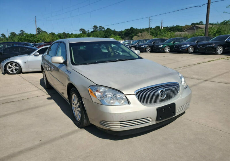 Image 6 Voiture American used Buick Lucerne 2008