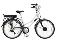 Viking Villager Alloy Step Through City Cycle Electric Bike ebike - New