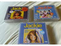 Jackie cd albums x 3 (9 disc in total)