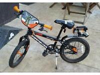"Boy's bike. Apollo Star fighter 16"""