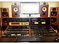 Professional Analogue and Digital Music Mastering