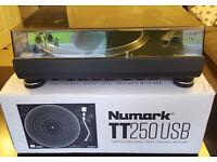 Turntable Numark TT250USB ProDJ Direct Drive Very good condition