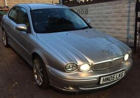 Jaguar x type sports edition