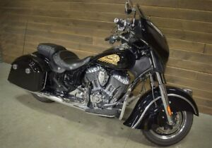 2014 Indian Motorcycles Chieftain Custom Liquidation hivernale 2