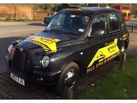 London Taxi TX4 62 plate