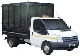 Same day rubbish&waste removal/house /flat/garden/domestic/commercial/builder waste service asap