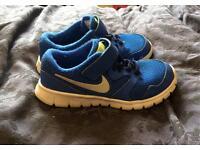 Boys Nike trainers size 10.5