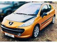 Peugeot 207 GT THP 150 remapped to 182 BHP * immaculate example *